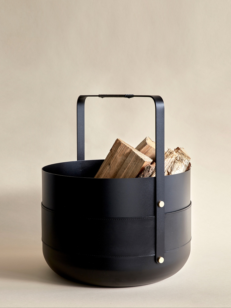 Basket Emma Noir - Artilleriet Exclusive