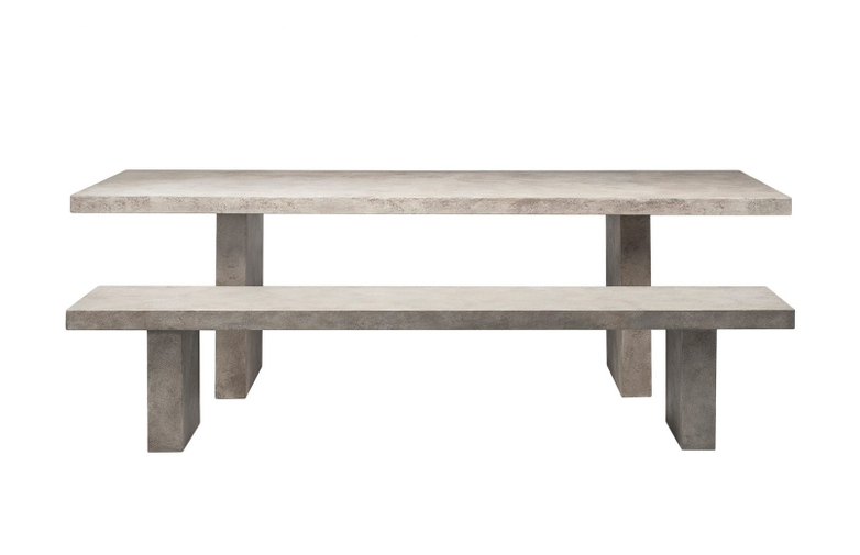 Tommaso Meteorite - Dining Table