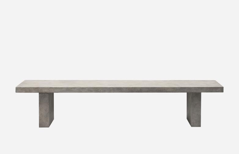 Tommaso Meteorite Bench