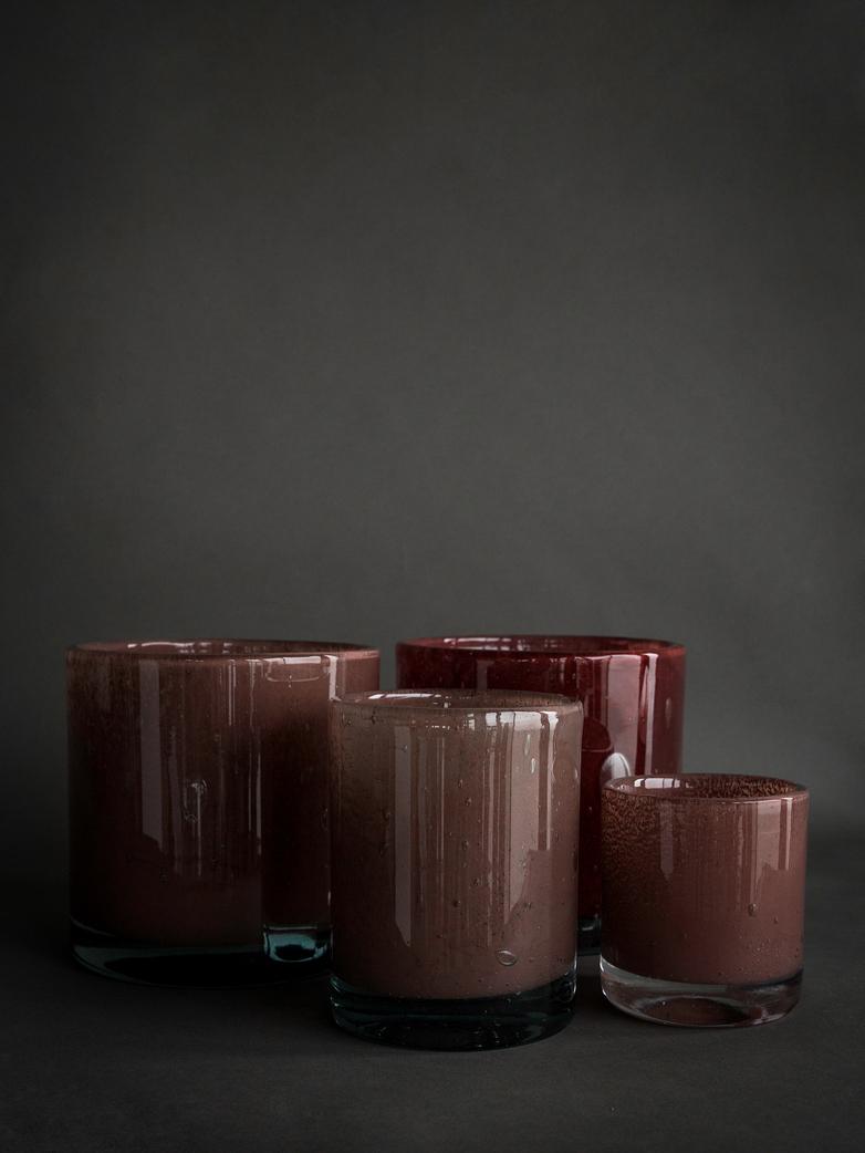 Belle Candle Holder - Altrosa Rust - Medium