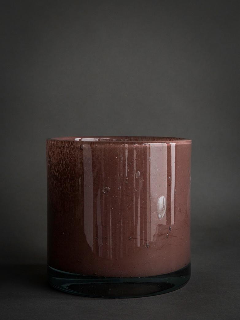Belle Candle Holder - Altrosa Rust - Large