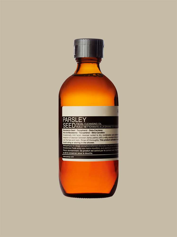I. AESOP - Rengöring PARSLEY SEED FACIAL CLEANSER