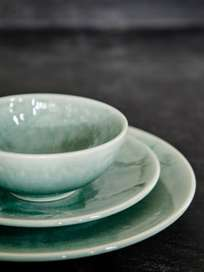 Tourron Jade Bowl - Small