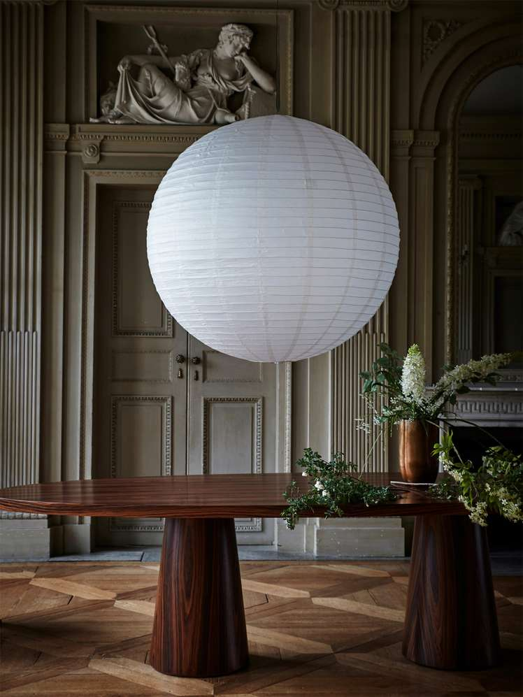 Taiyó - Paper Lantern 90cm - Ivory 1 900 SEK