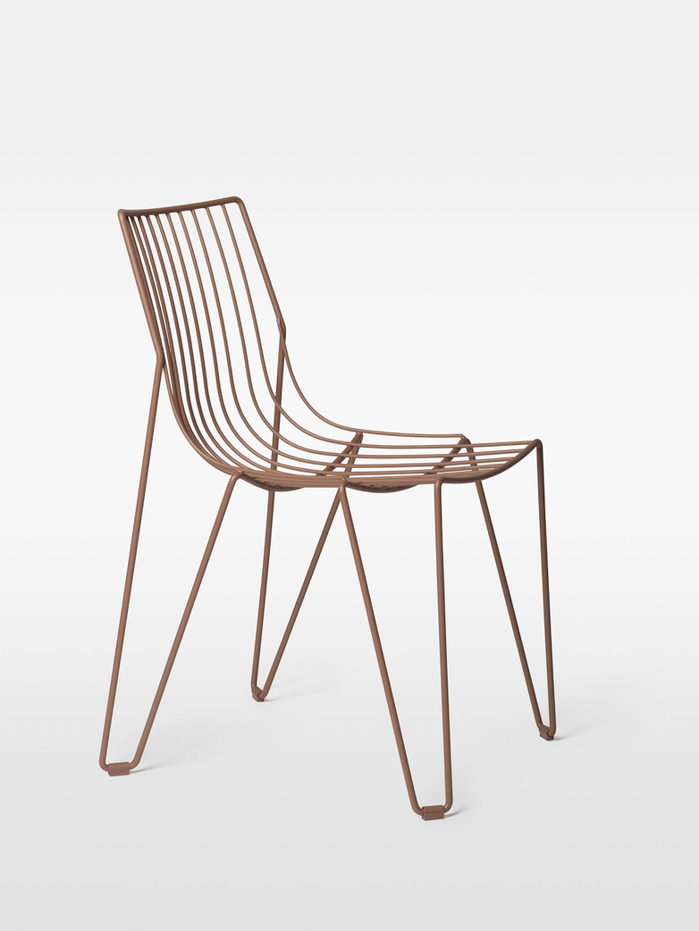 Tio Chair - Pale Brown