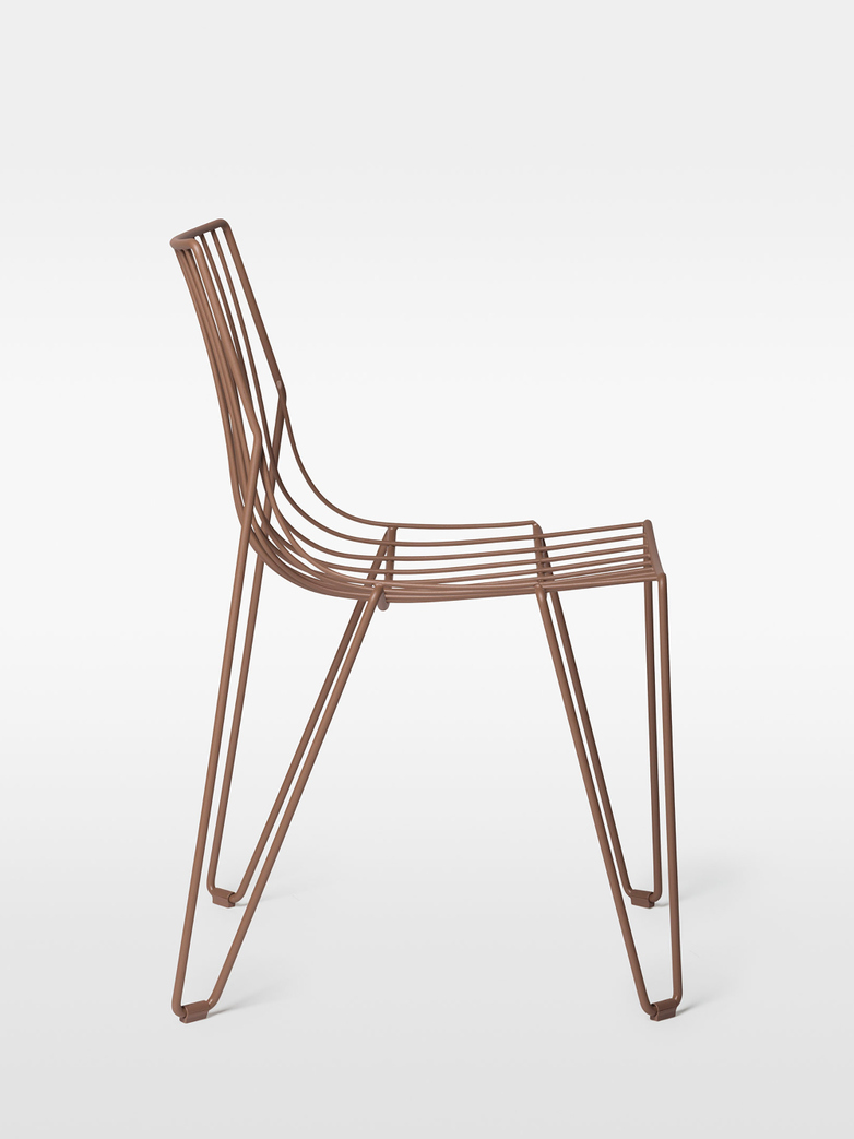 Tio Chair – Pale Brown