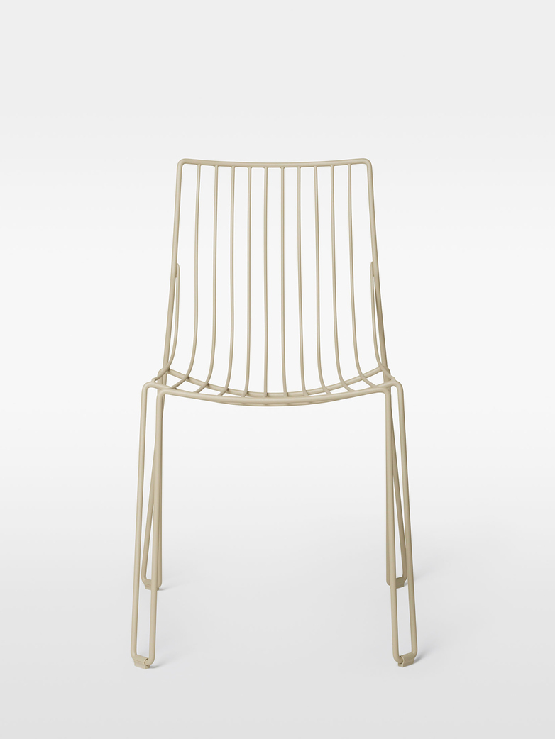 Tio Chair - Ivory