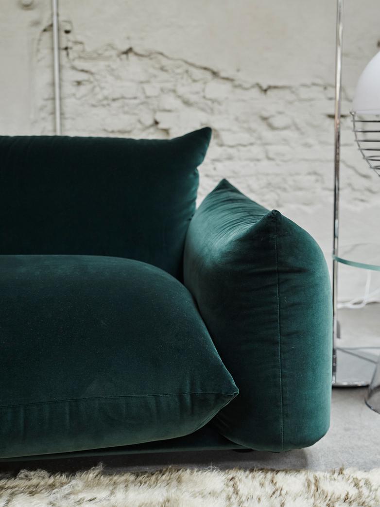 Marenco Sofa – Mistral Dark Green