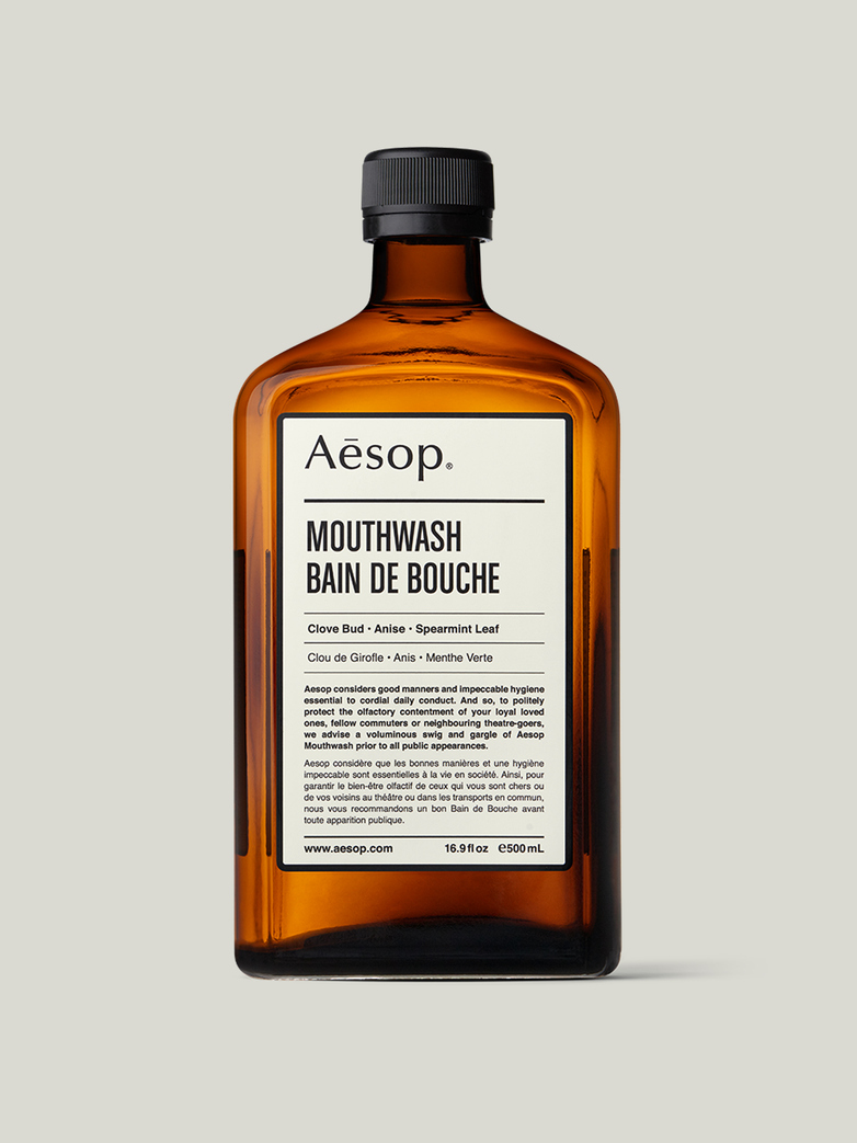 Mouthwash 500 ml