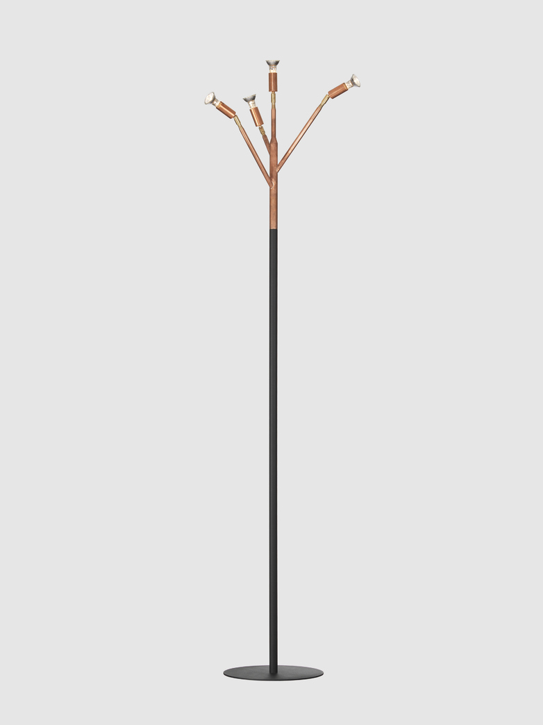 Kvist 4 Floor Lamp