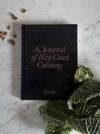 A.Journal of West Coast Culinary - Black Edition