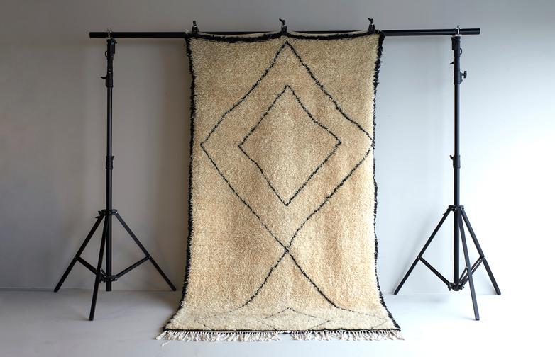 Beni Ourain - 165x282 cm