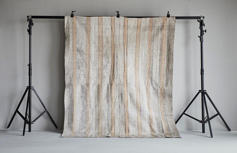 Hemp Kilim - 212 x 250 cm