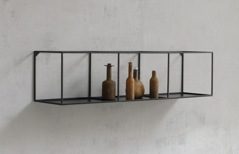 Slim Irony - Wall Shelf - Small