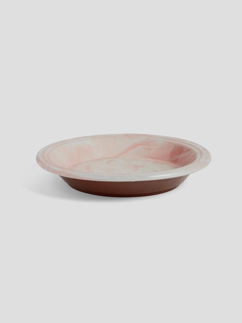 Swirl Bowl - Pink