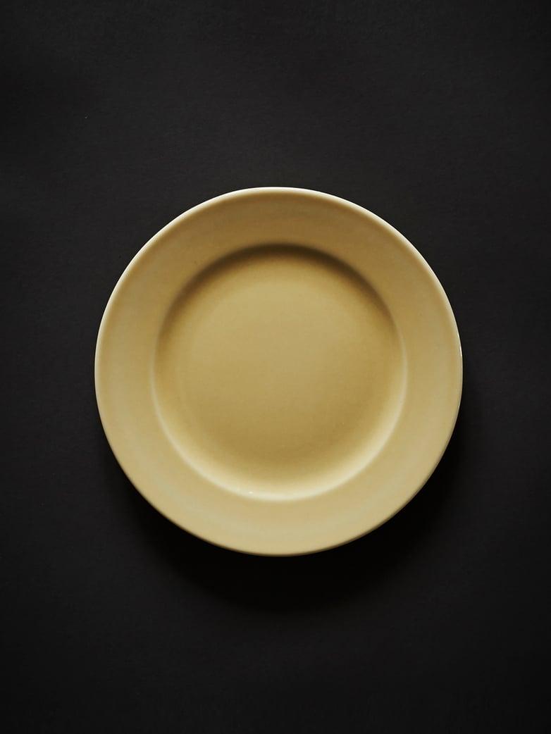 Rainbow Plate S - Light Yellow
