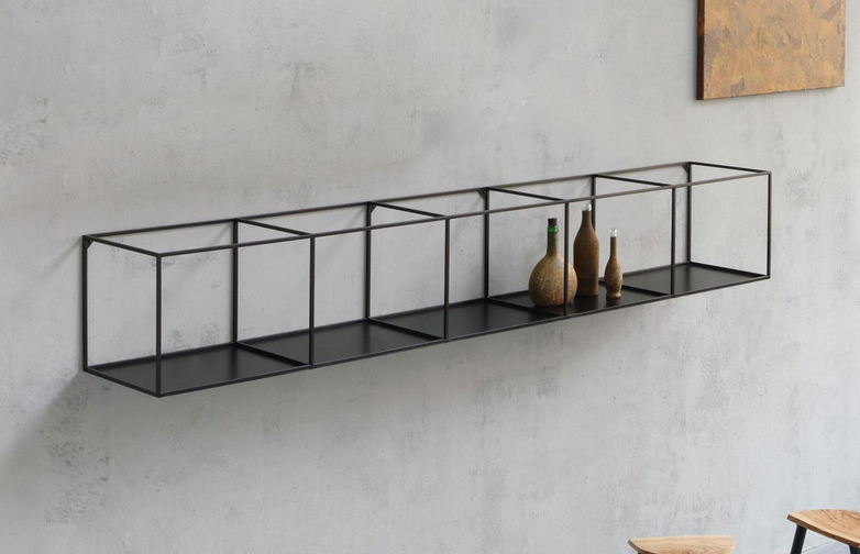 Slim Irony - Wall Shelf - Large