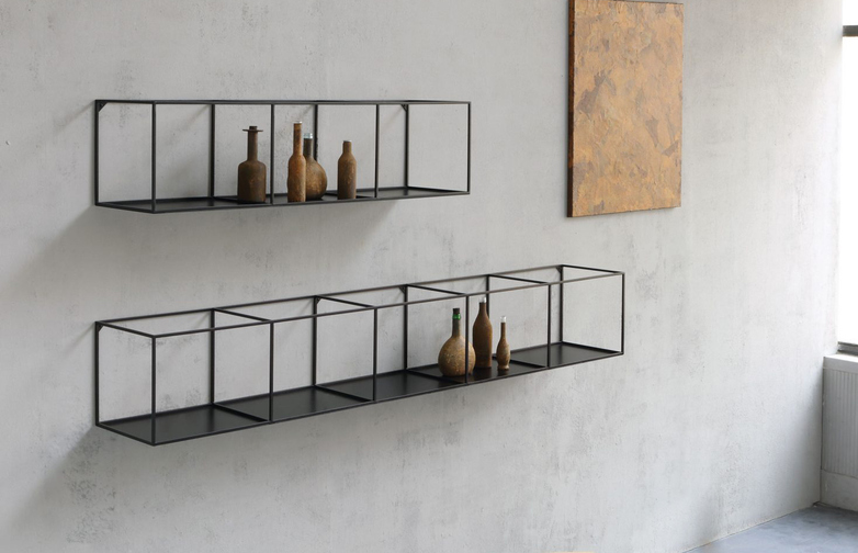 Slim Irony - Wall Shelf