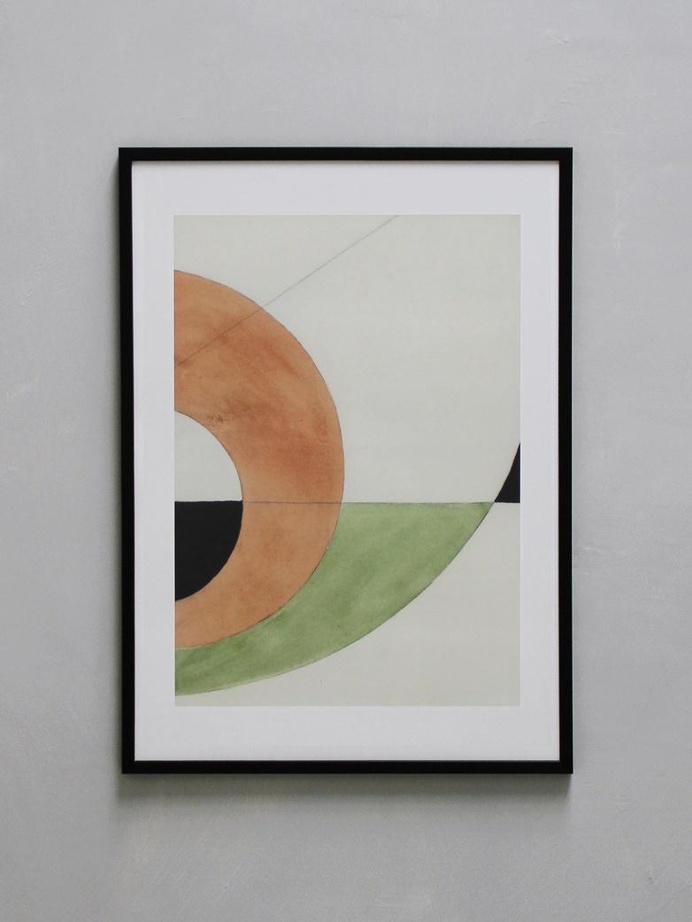 Mai #01 - 50 x 70 cm