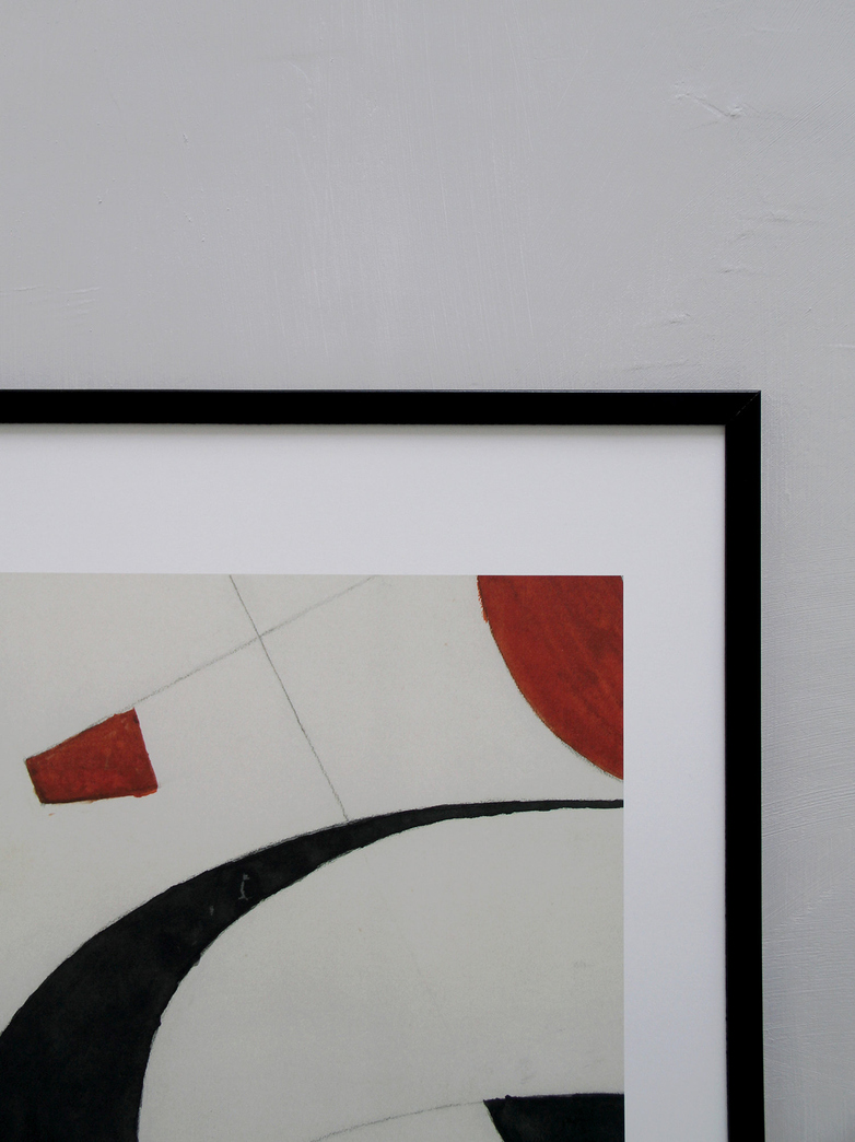 April #01 - 50 x 70 cm