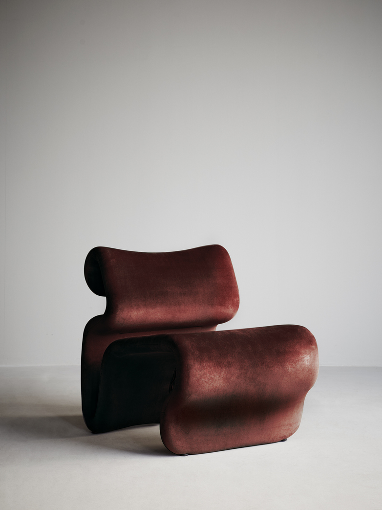 Etcetera Easy Chair – Chocolate Brown