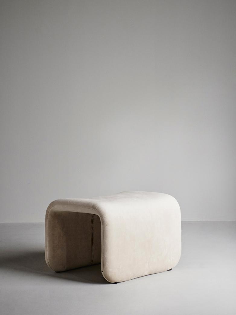 Etcetera Stool – Sand Beige