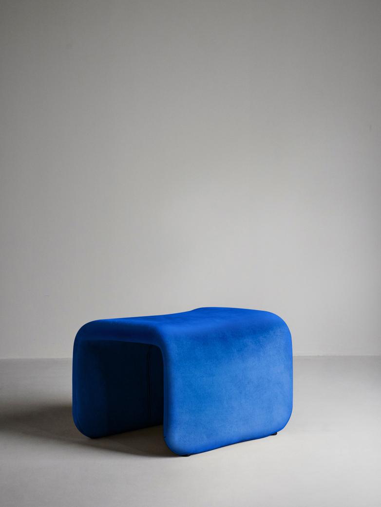Etcetera Stool – Klein Blue
