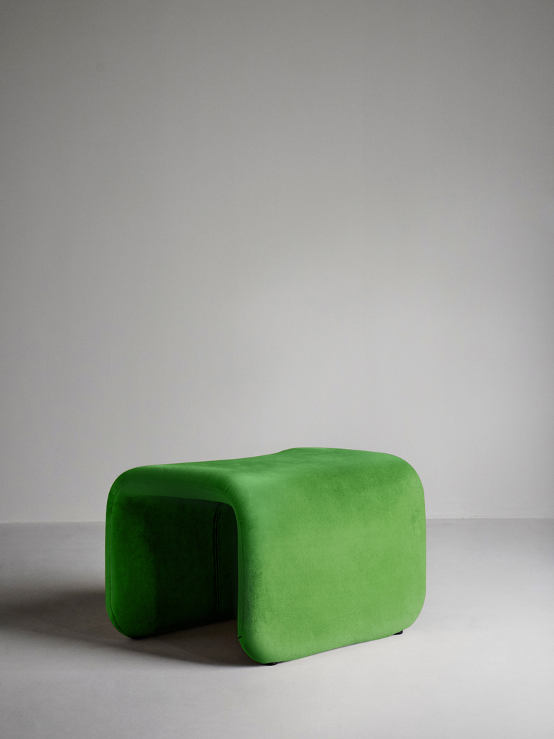 Etcetera Stool – Grass Green