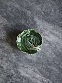 Cabbage Small Leaf Plate