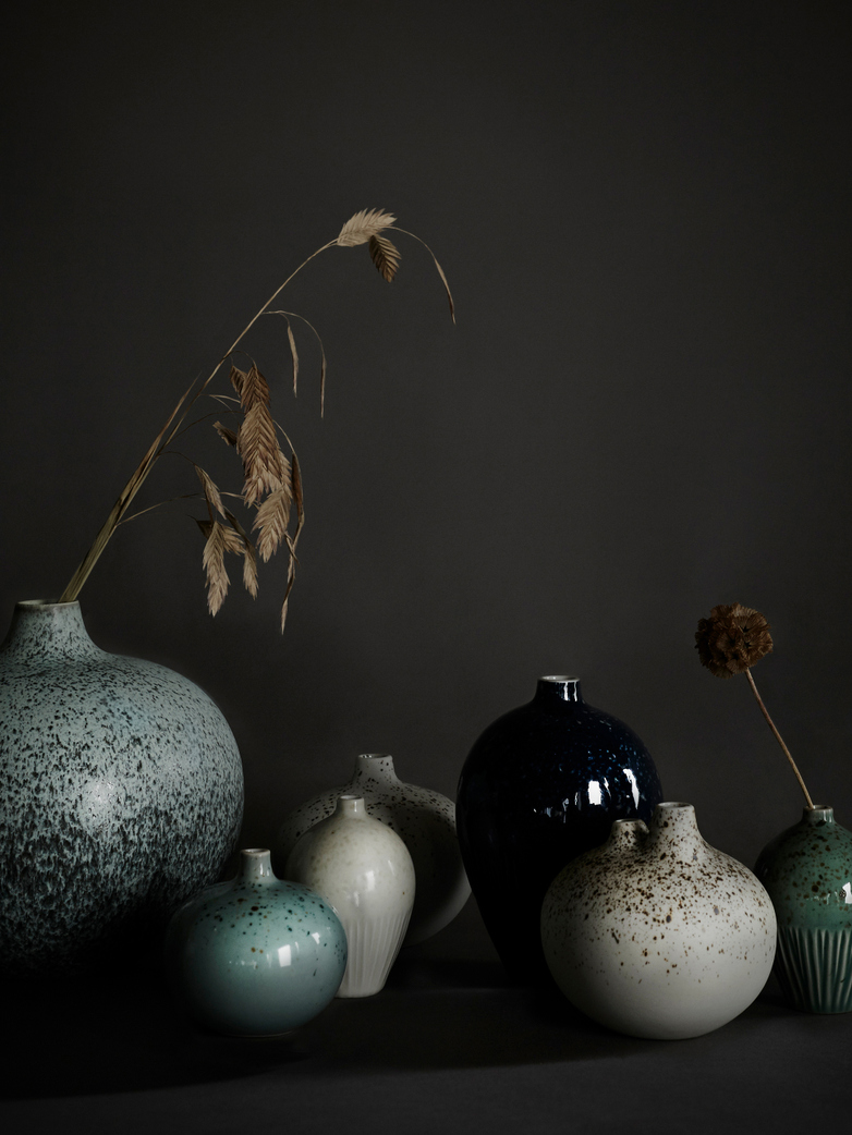 Cecilia Freckles Melange Vase
