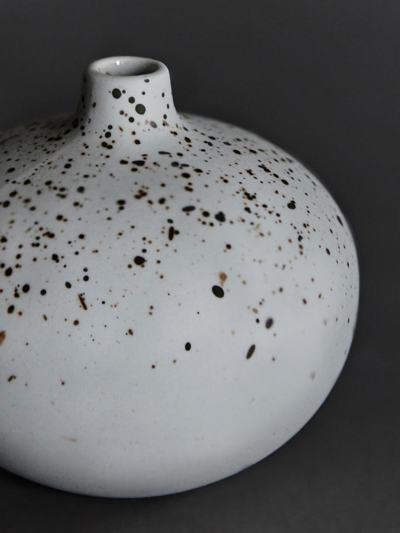 Bari Freckles Melange Vase