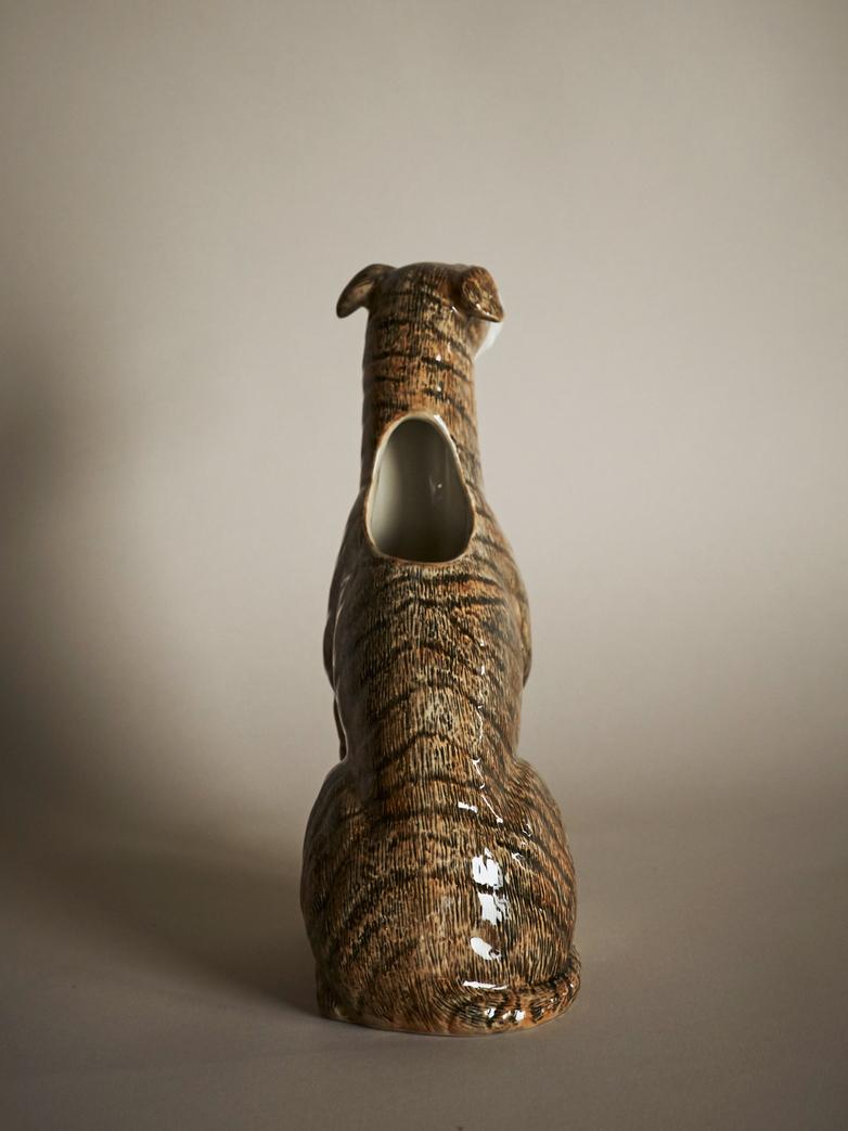 Greyhound Flower Vase – Large