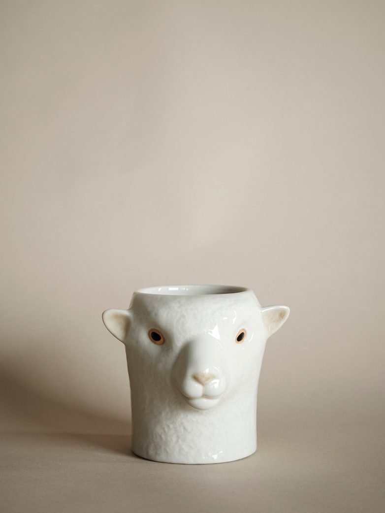 Sheep Pencil Pot