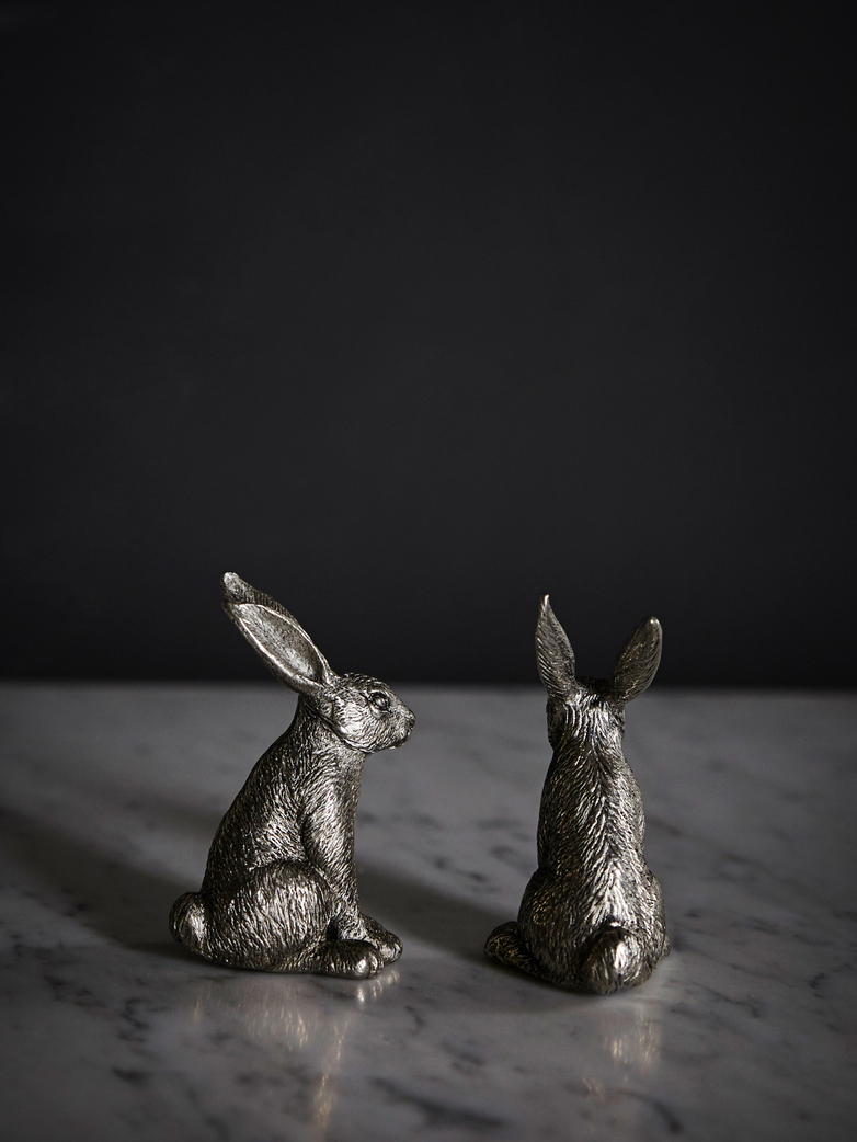 Salt and Pepper Rabbit