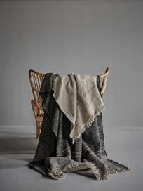 Francis Striped Throw
