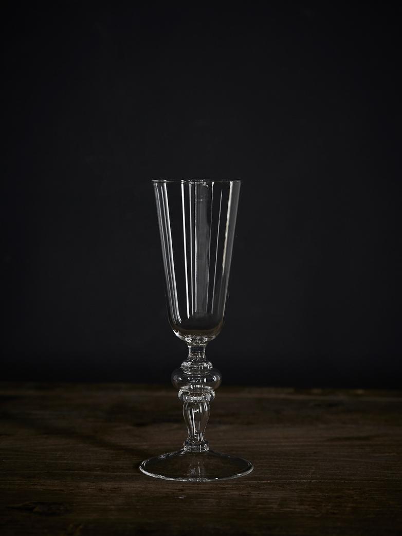 Clarabelle Flute Glass