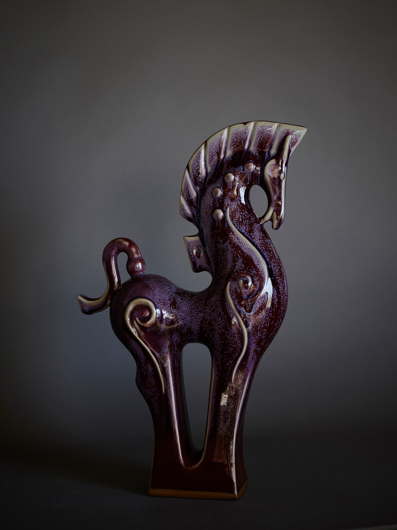 Cavallo Ceramic Horse