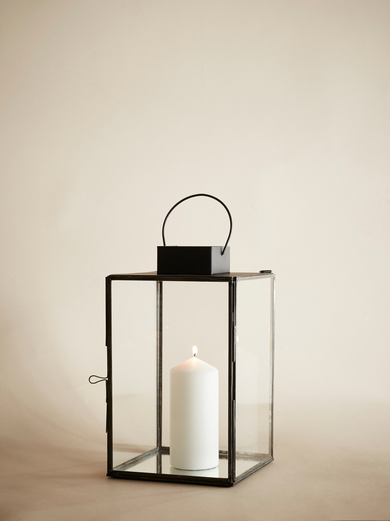 Aladin Iron Lantern – Small