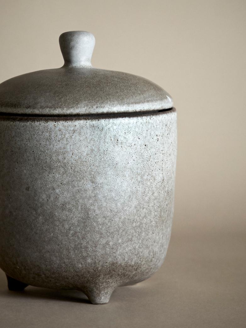 Kattegat Sand Jar with Lid