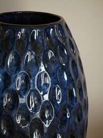 Indigo Night Sky Vase