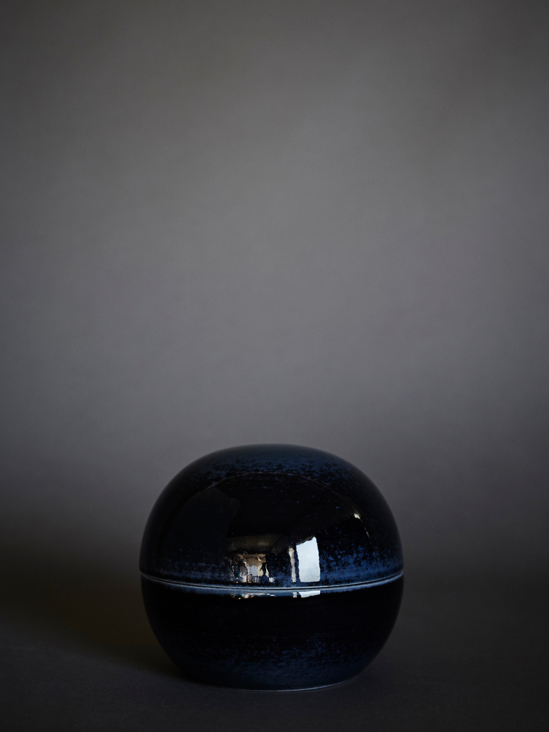 Indigo Blue Box