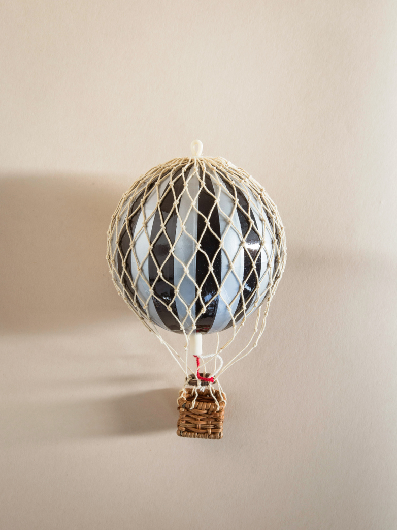 Christmas Balloon – Black/Silver – XS
