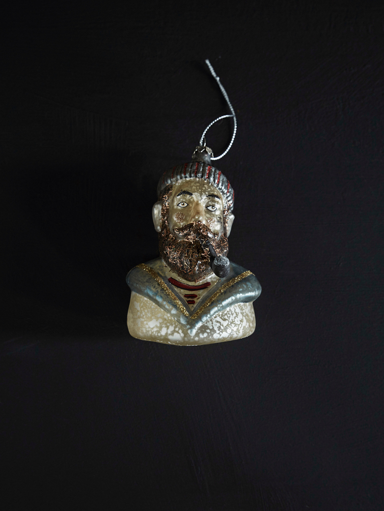 Wayward Sailor Ornament
