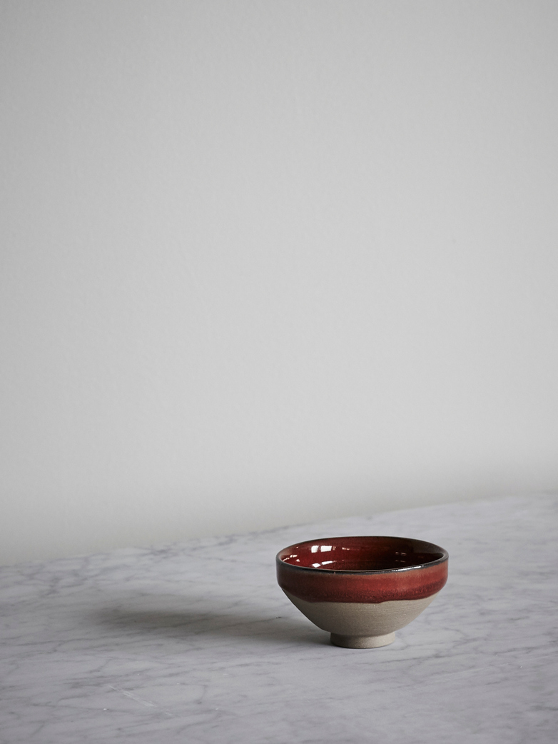Merci Bowl – Red