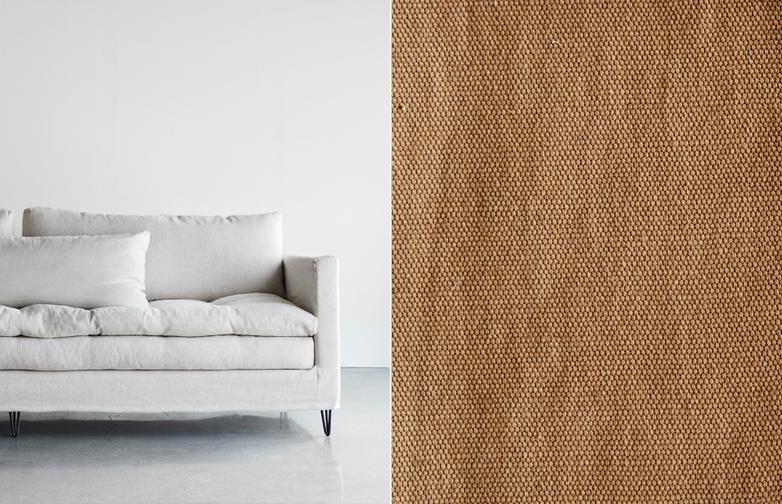 250 cm - Karpa - Miel Brown