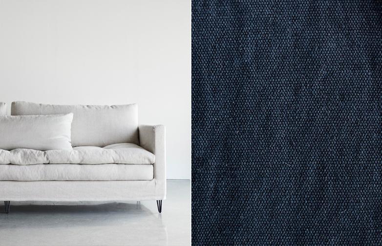 250 cm - Karpa - Encre Dark Blue
