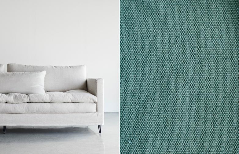 250 cm - Karpa - Ecume Green