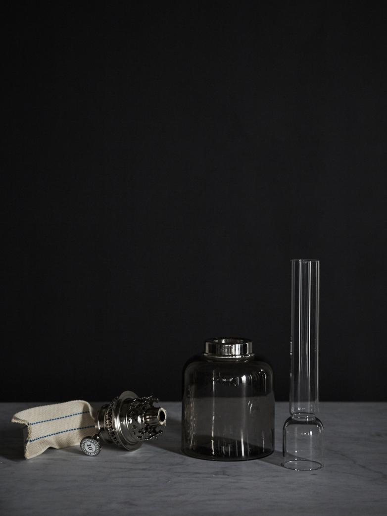 Skeppsholmen Burner – Grey