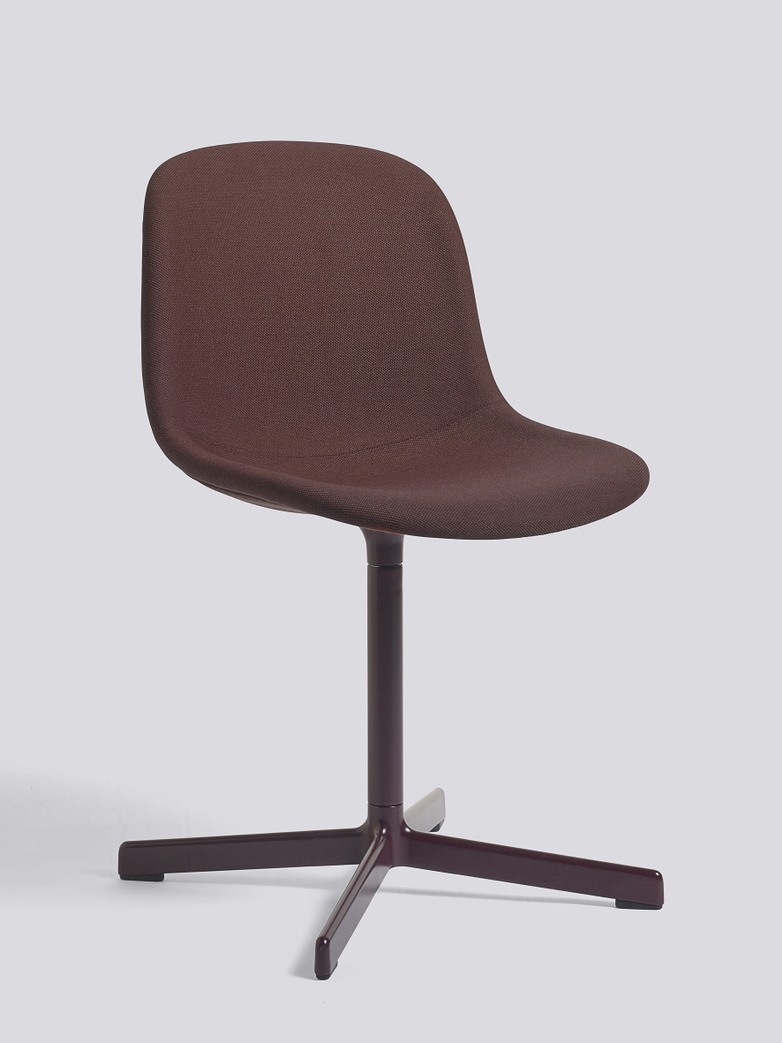 Neu 10 Upholstery - Upholstery Bordeaux Powder Coated Aluminium - Steelcut 655