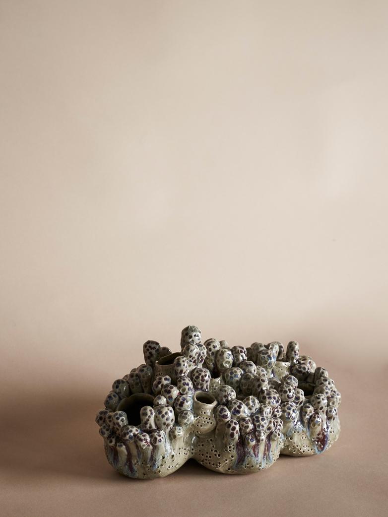 Underwater Reef Vase